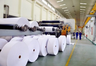 Paper industry in Vietnam before the problem of technology